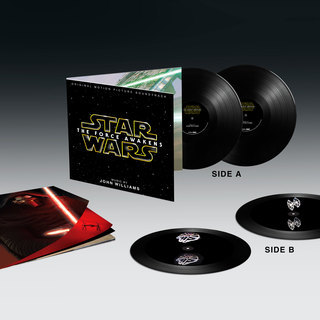 The Star Wars: The Force Awakens Soundtrack Comes to Vinyl…with Holograms