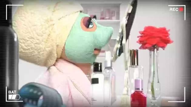 Rizzo's Rat-cam - Miss Piggy