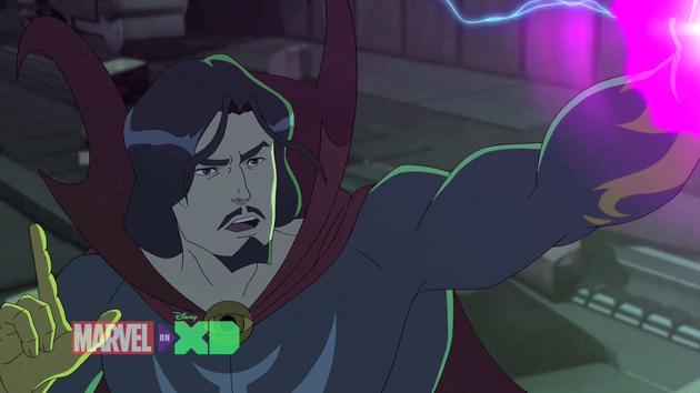 """Into the Dark Dimension"" Clip - Marvel's Avengers: Ultron Revolution"