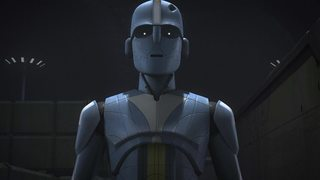 Star Wars Rebels: Unwelcome Visitor