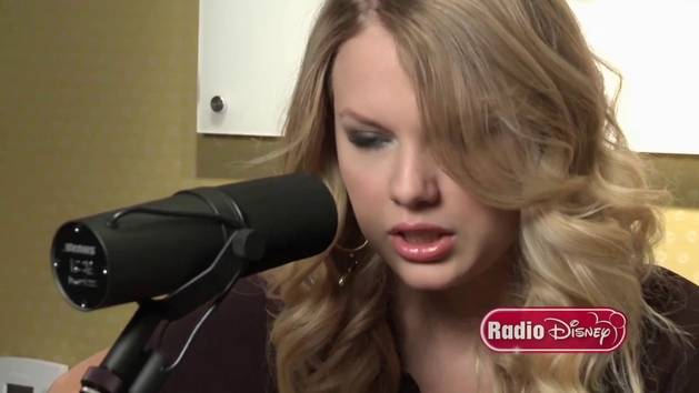 """You're Not Sorry"" (Acoustic) -Taylor Swift"