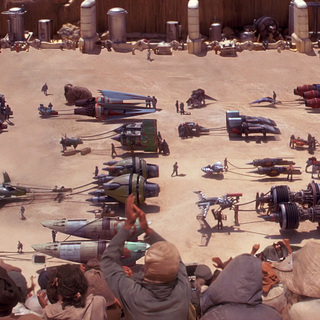Start Your Engines: Star Wars Podracing Drivers, Part 1