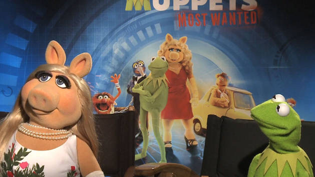 Muppets Most Wanted Cast - Radio Disney Interview