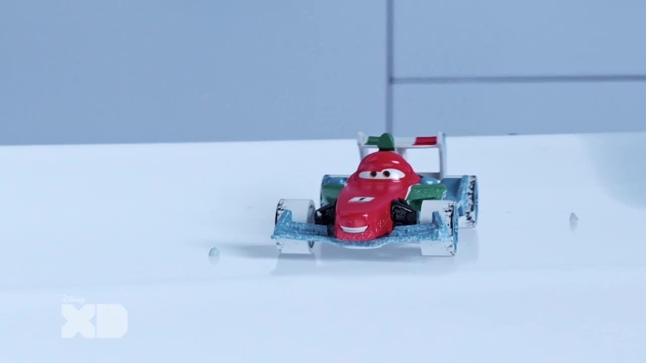 Cars - La sfida in bagno DX