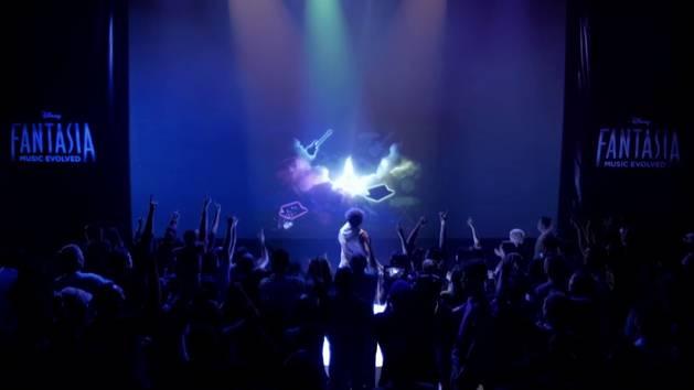 Disney Fantasia: Music Evolved Trailer
