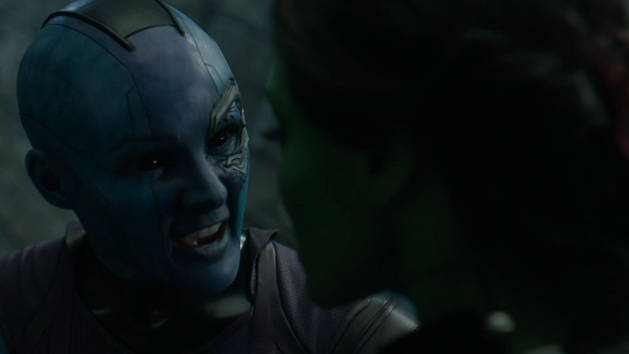 Sisterly Love - Deleted Scene - Guardians of the Galaxy