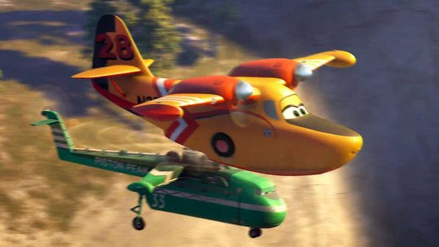 Flyvemaskiner 2 - Trailer