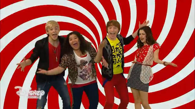 Austin e Ally: Palude party