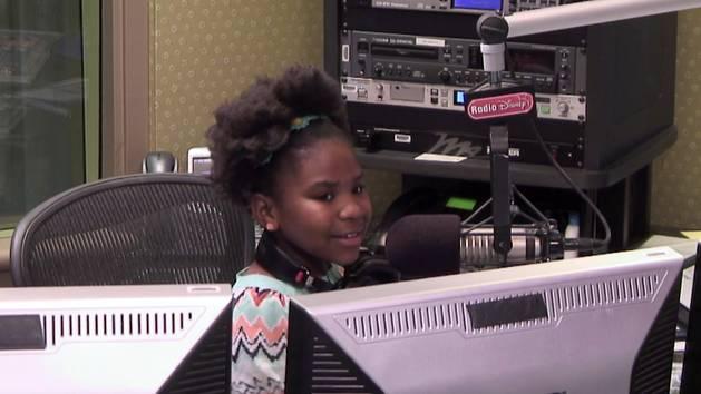 K.C. Undercover Cast Take Over - Radio Disney