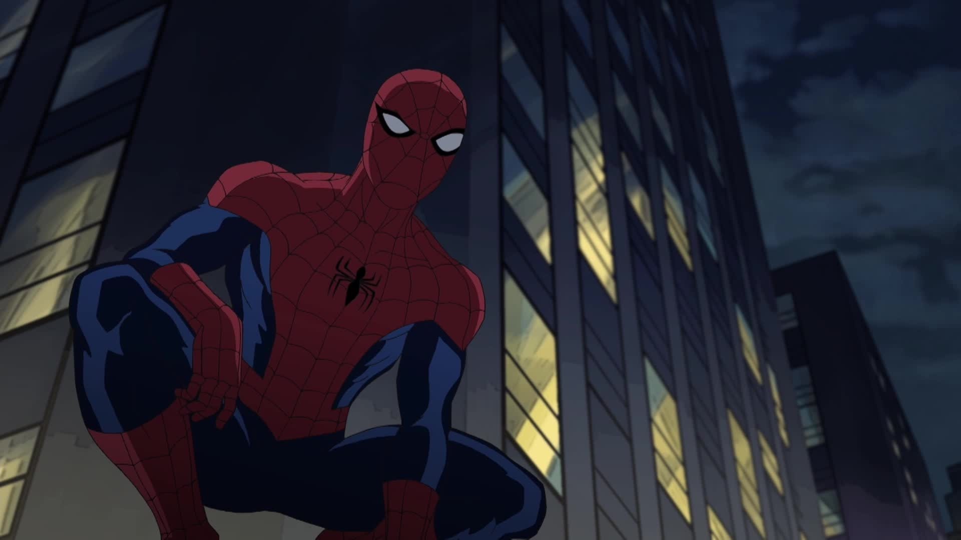 Ultimate Spider-Man - Electro neemt de wereld over