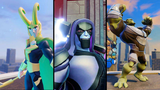 Tráiler de los Villanos - Disney Infinity: Marvel Super Heroes (Edición 2.0)