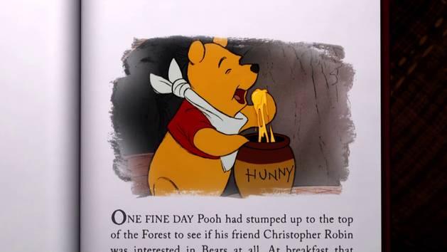 Las Mini Aventuras de Winnie The Pooh: Atascado en la casa de Conejo