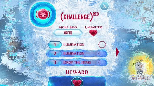 Frozen Free Fall (RED) App Trailer