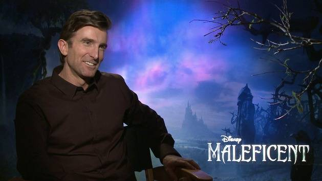 Fairy Tale Trivia with Maleficent's Sam Riley and Sharlto Copley - Oh My Disney