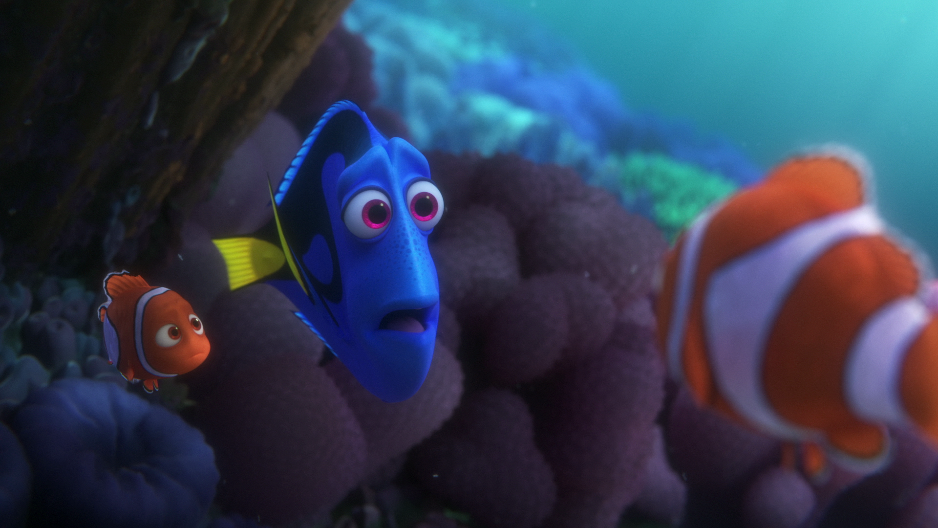 Finding Dory Official Trailer 2