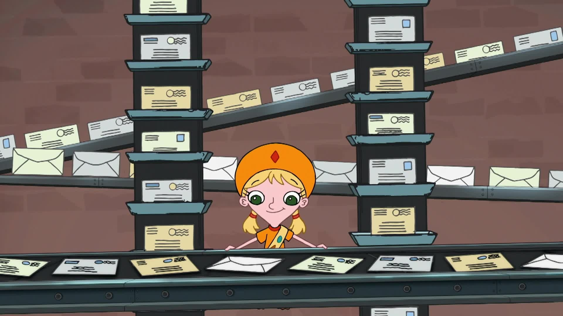 """Phineas e Ferb: """"A Carta Vou Reaver"""""""