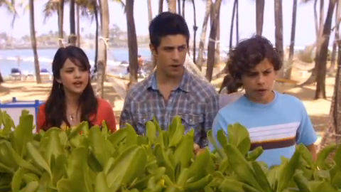 Parent Switch - Wizards of Waverly Place the Movie Clip