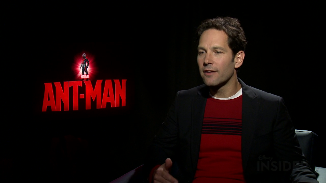 Getting to Know Ant-Man's Paul Rudd