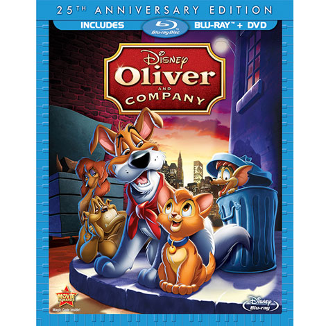 Oliver and Company Blu-ray™ Combo Pack