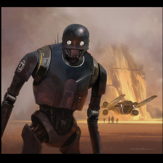 """We Set the Bar So High"": Doug Chiang on Designing Rogue One"