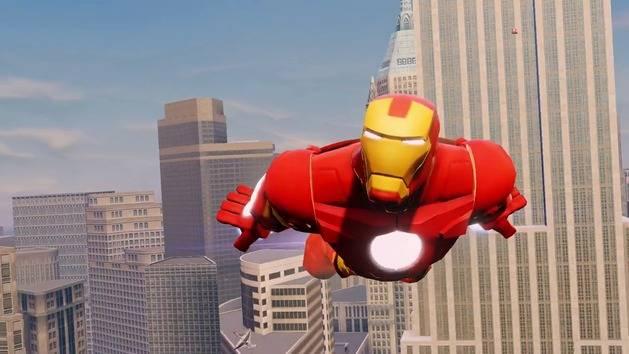 Toy Box Features Walkthrough - Disney Infinity (2.0 Edition)