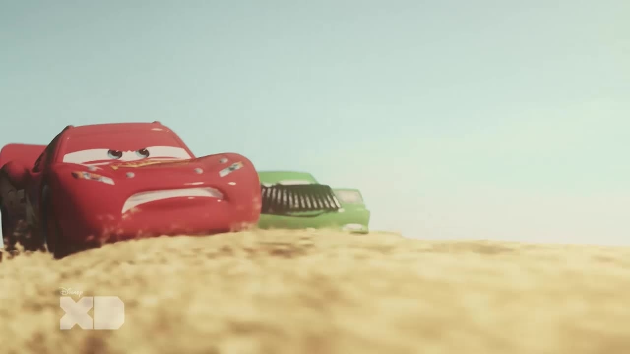 Cars - Sfida sulla sabbia XD