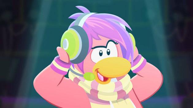 La Fiesta Empieza Ya – Club Penguin