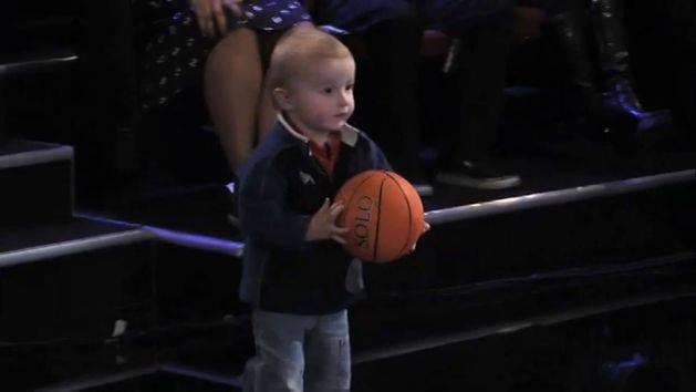 Basketball Baby - It's Kimmel Time!