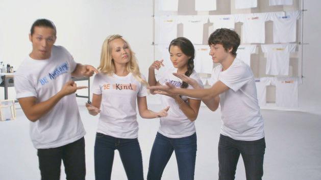 DisneyXD Stars on Bullying Prevention (:15)