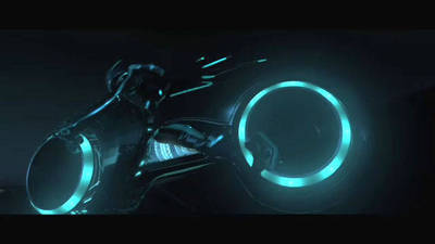 Tron Evolution Game Trailer 1