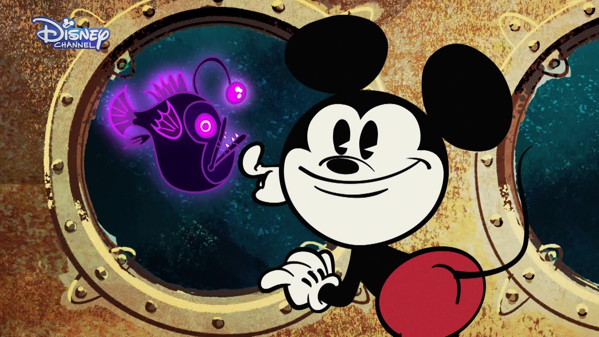 Miki w szortach - Cuda podmorskiej głębiny
