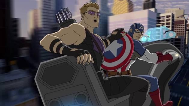 Avengers Assemble - De Serpent