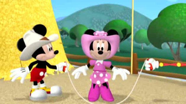 Minnie's Jump Rope Jamboree