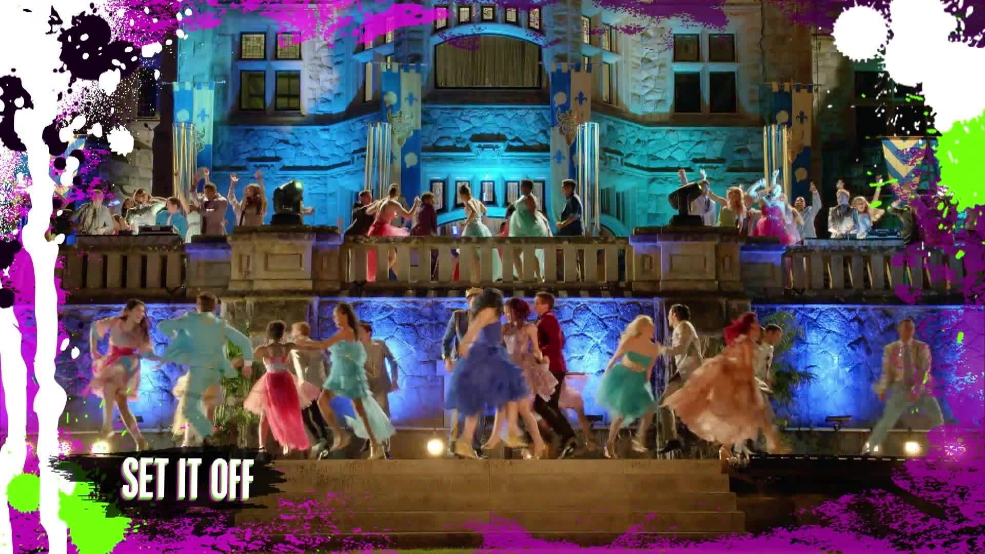 Juntos por una vida sana: Baila con Los Descendientes - Dove Cameron