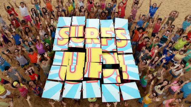 Music Video: Surf's Up
