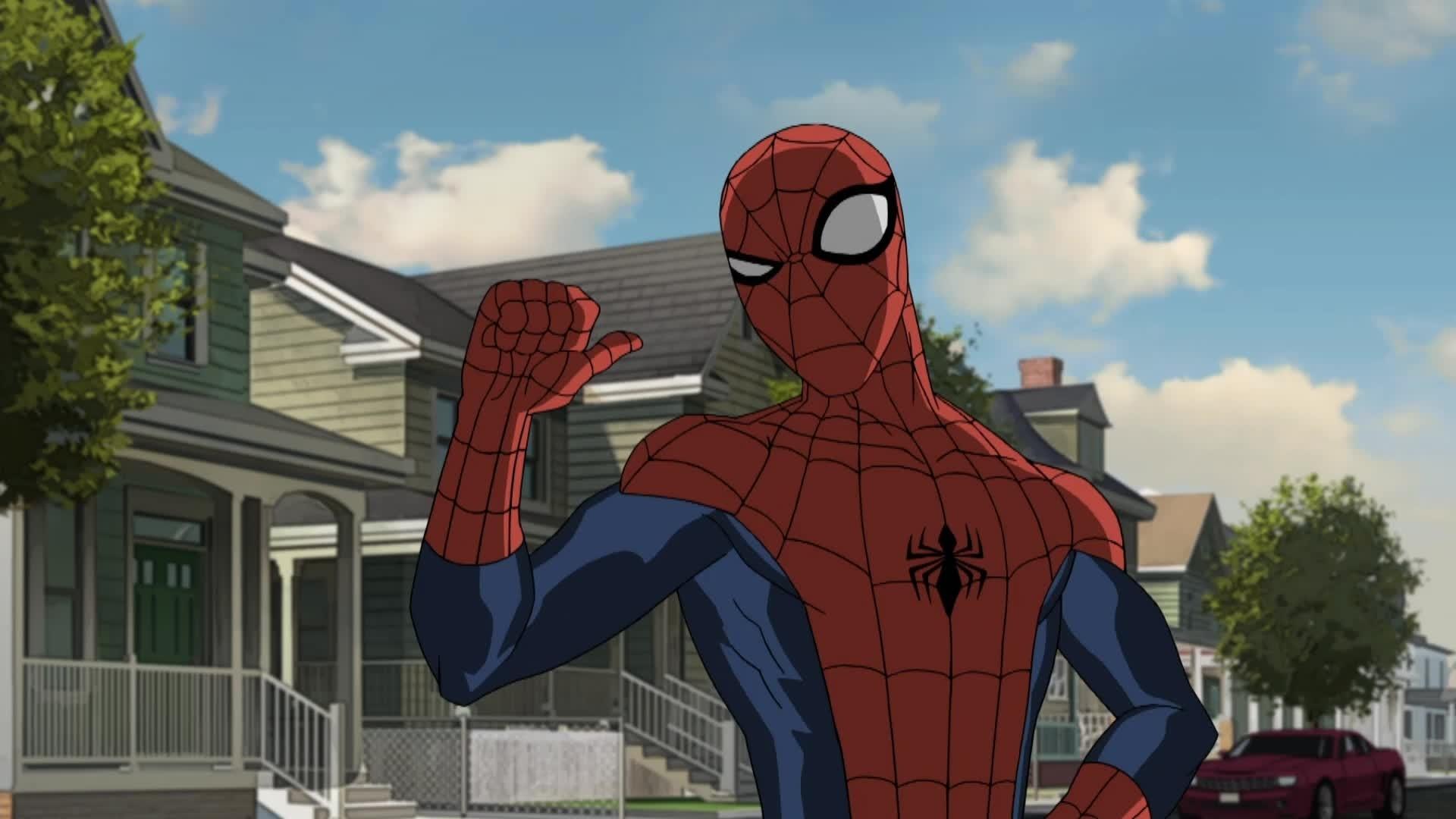 Ultimate Spider-Man - Aflevering 87 - Seizoen 4