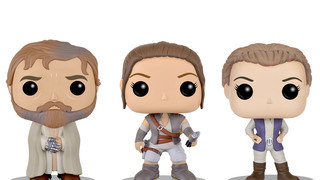 An Adorable Awakening: Check Out Funko's Next The Force Awakens Pop! Figures – Exclusive!