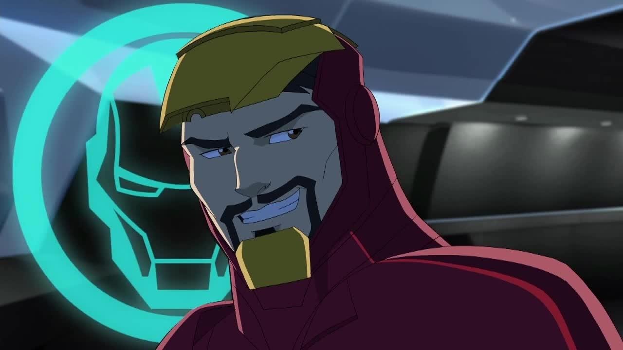 Pochodzenie: Iron Man
