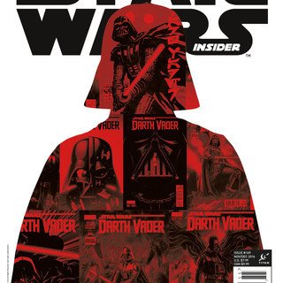 10 Highlights from Star Wars Insider #169 – Out Now!