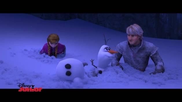 Frozen - TuttOlaf - Restare Freddi