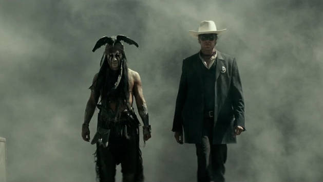 The Lone Ranger Blu-ray™ Trailer