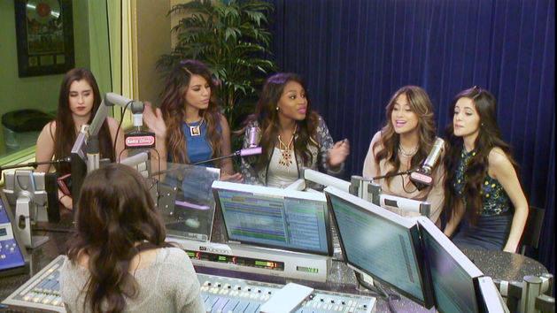 Ultimate Boy Band - Fifth Harmony Radio Disney Interview