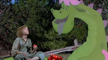 Apples - Clip - Pete's Dragon
