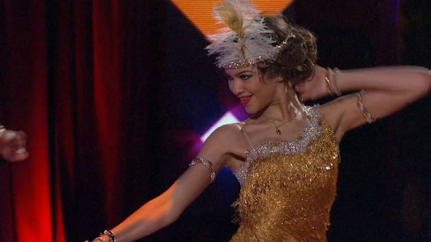 Jive - Zendaya's Week 2 - Dancing With the Stars