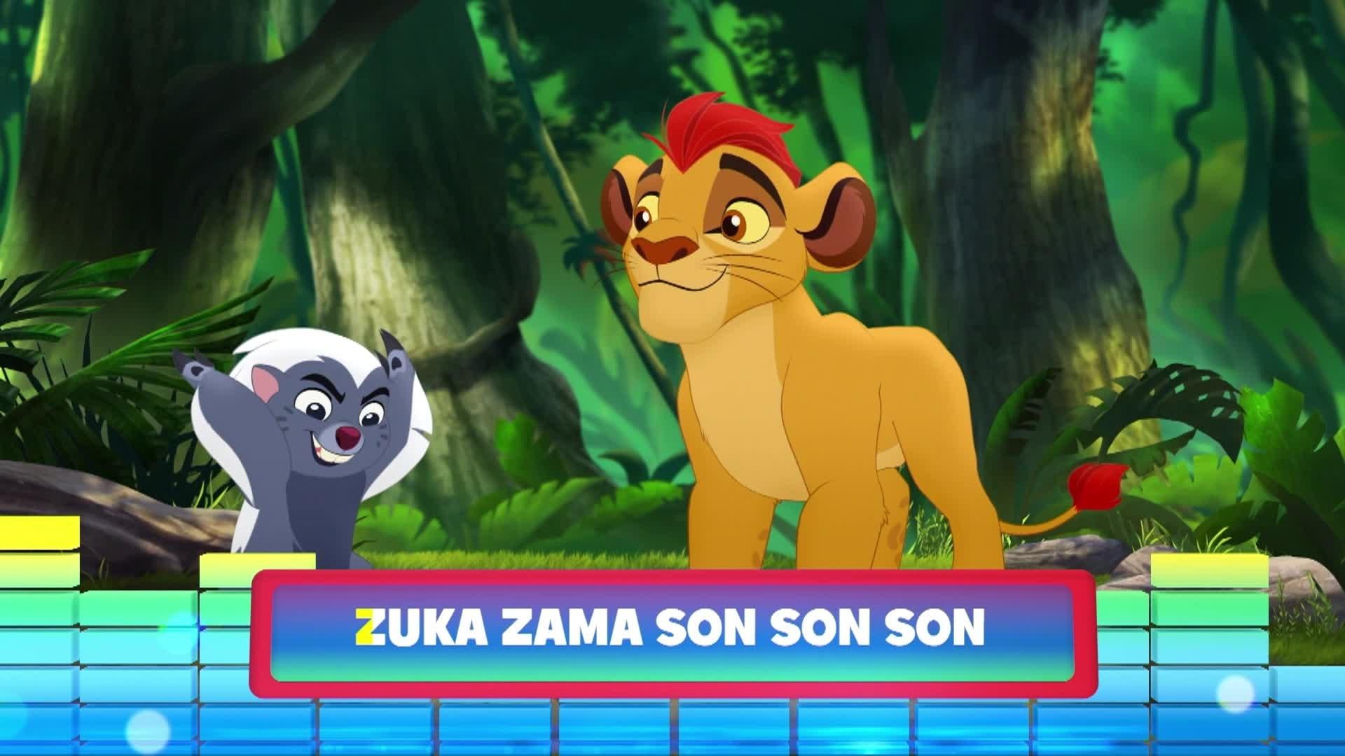 """""""Zuka Zama"""" La guardia del león: el regreso del rugido"""