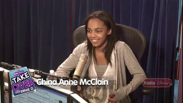China Anne McClain - Take Over with Ernie D