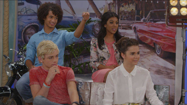 Teen Beach Movie Live Chat Part 9