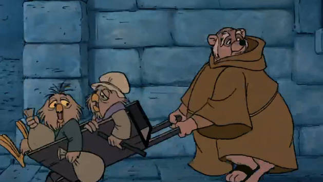 Jailbreak - Clip - Robin Hood