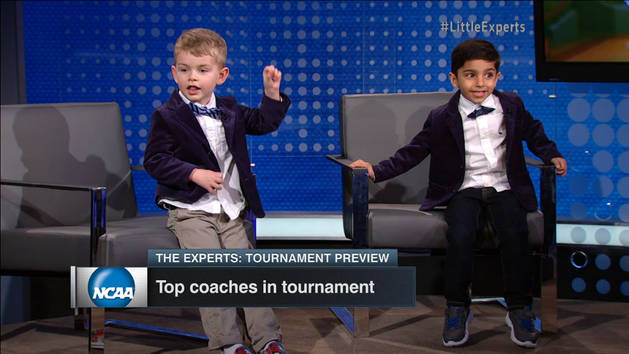 March Madness - ESPNU Little Experts