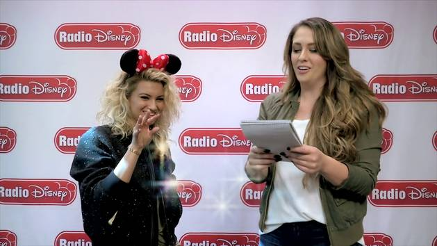 Tori Kelly Plays Would You Rather: Disney Edition